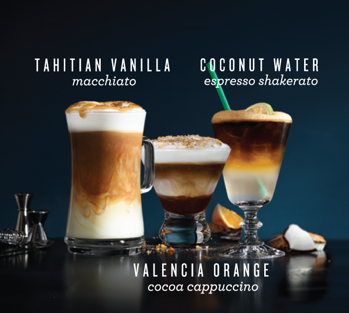 Starbucks Invites Customers to Experience Coffee in New Ways  cover image