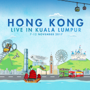 Travel to Hong Kong for as low as RM159 at Hong Kong Live in Kuala Lumpur news cover image