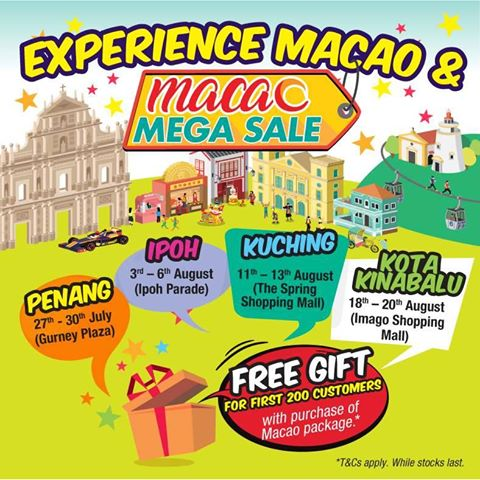 Unbelievable Macao travel deals coming to a town near you news cover image