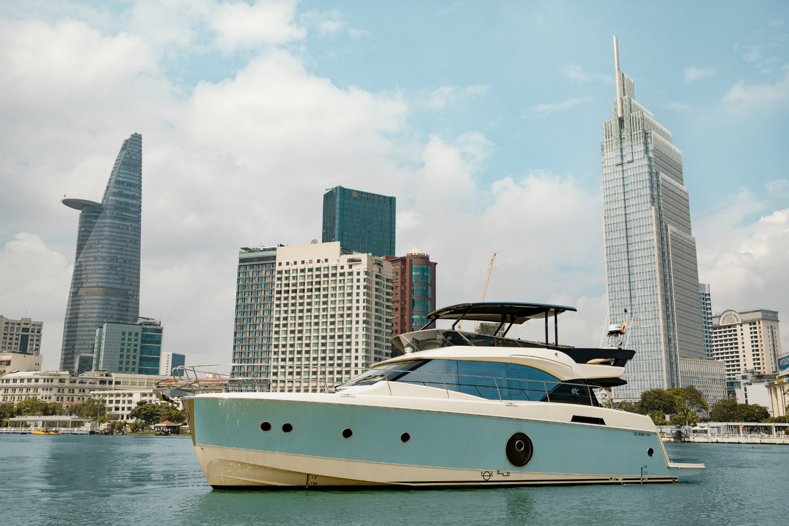 THE REVERIE SAIGON TAKES TO THE WATER WITH 60 FEET OF ITALIAN ELEGANCE news cover image
