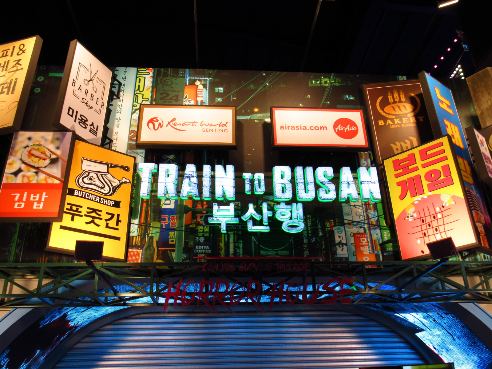 THE TRAIN TO BUSAN HORROR HOUSE EXPERIENCES ARRIVE AT RESORTS WORLD GENTING Article cover photo