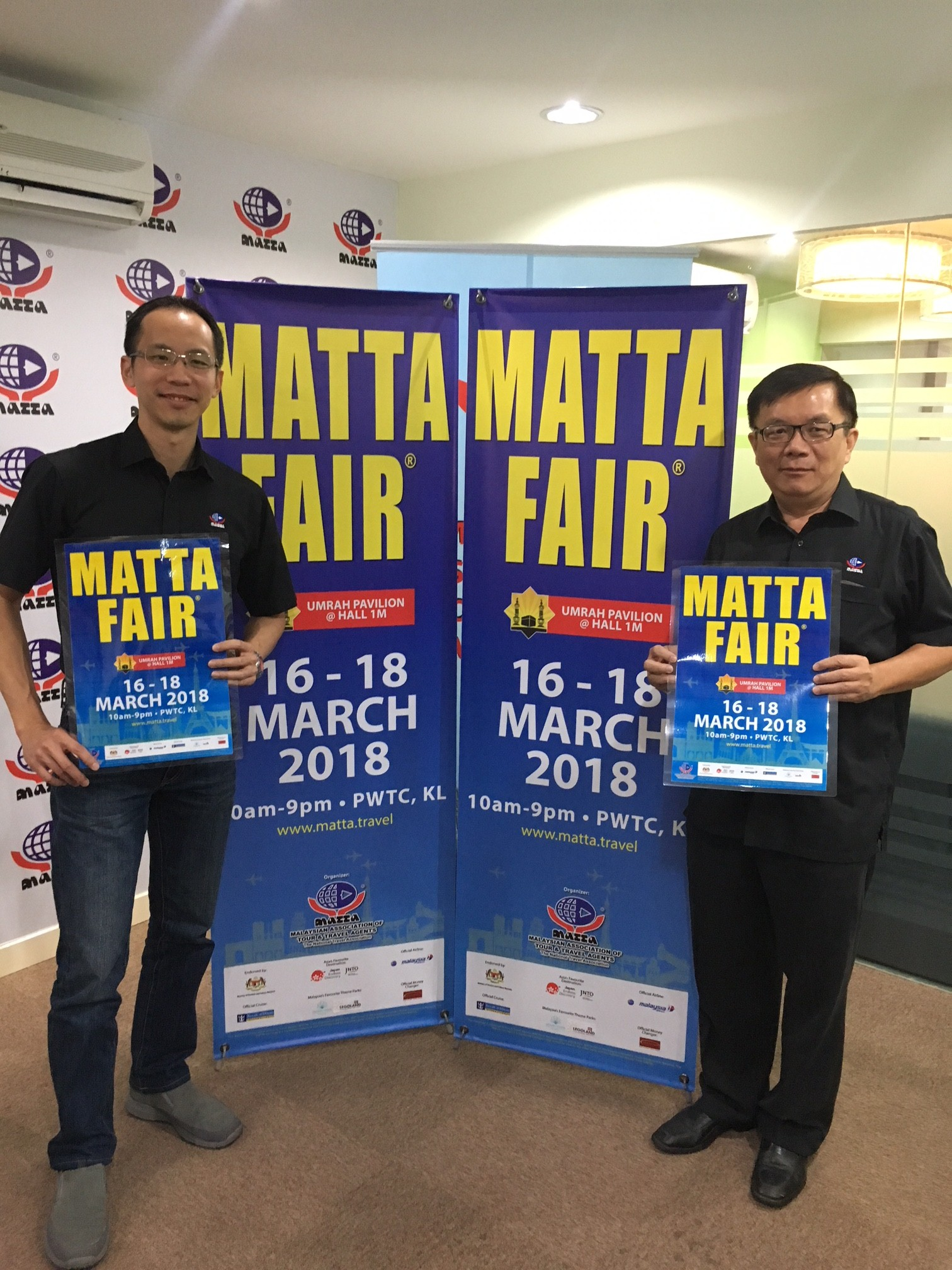 Return of the MATTA Fair Article cover photo