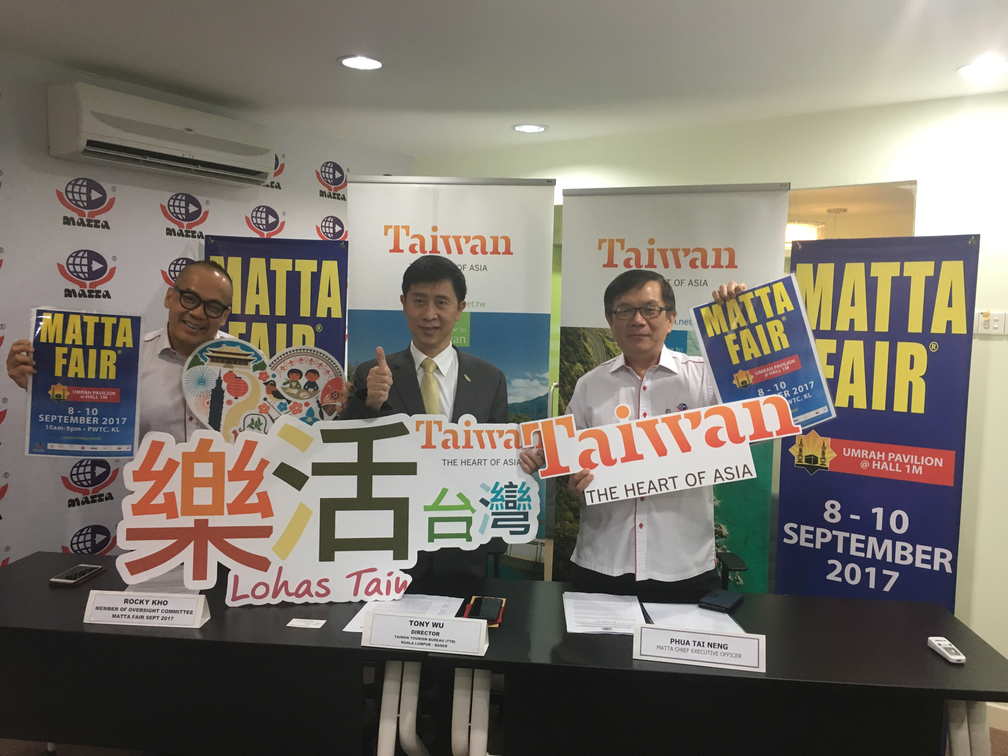 Taiwan set to capture hearts of Asian travellers in upcoming MATTA Fair Article cover photo