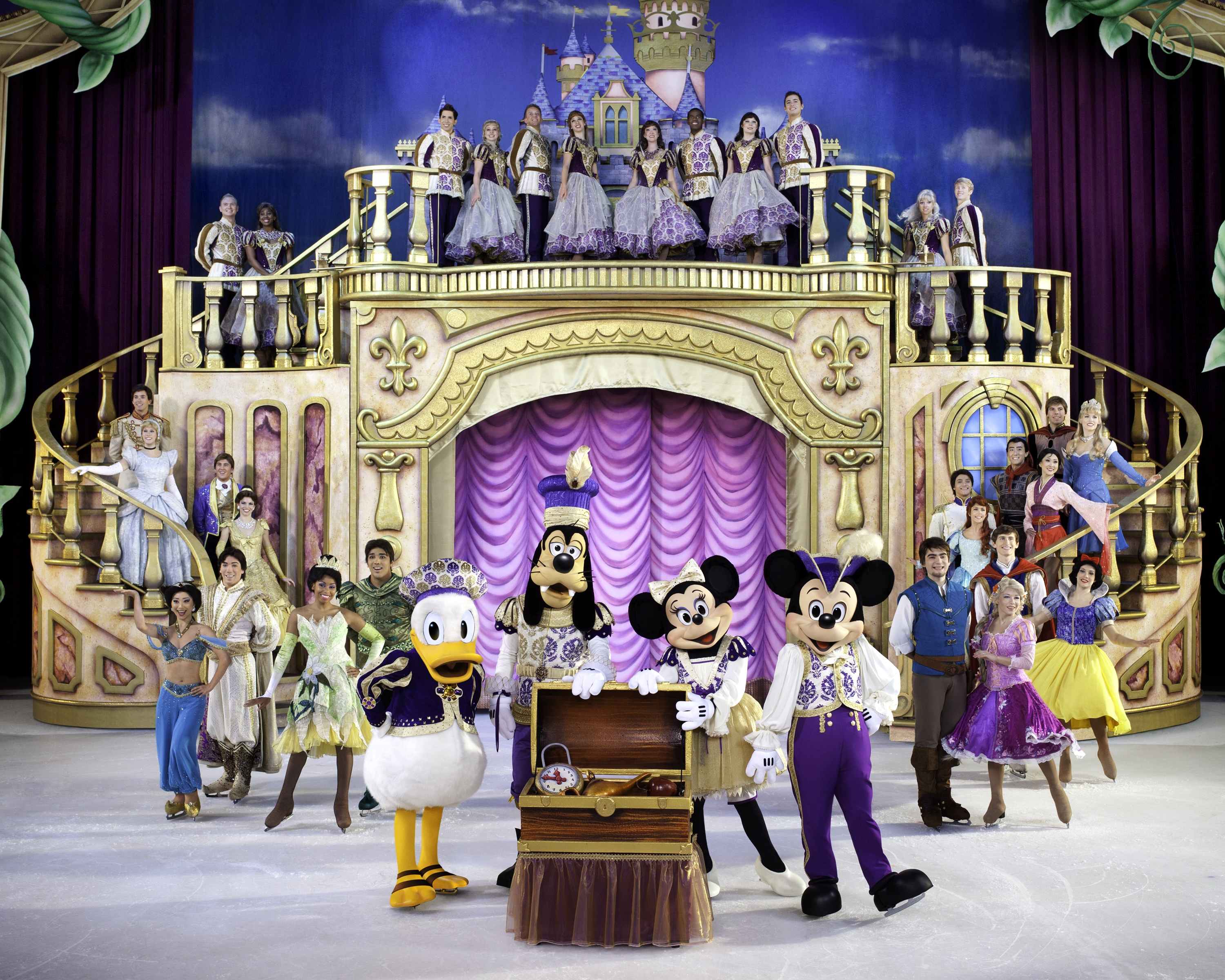 The Wonderful World of Disney On Ice is back! news cover image