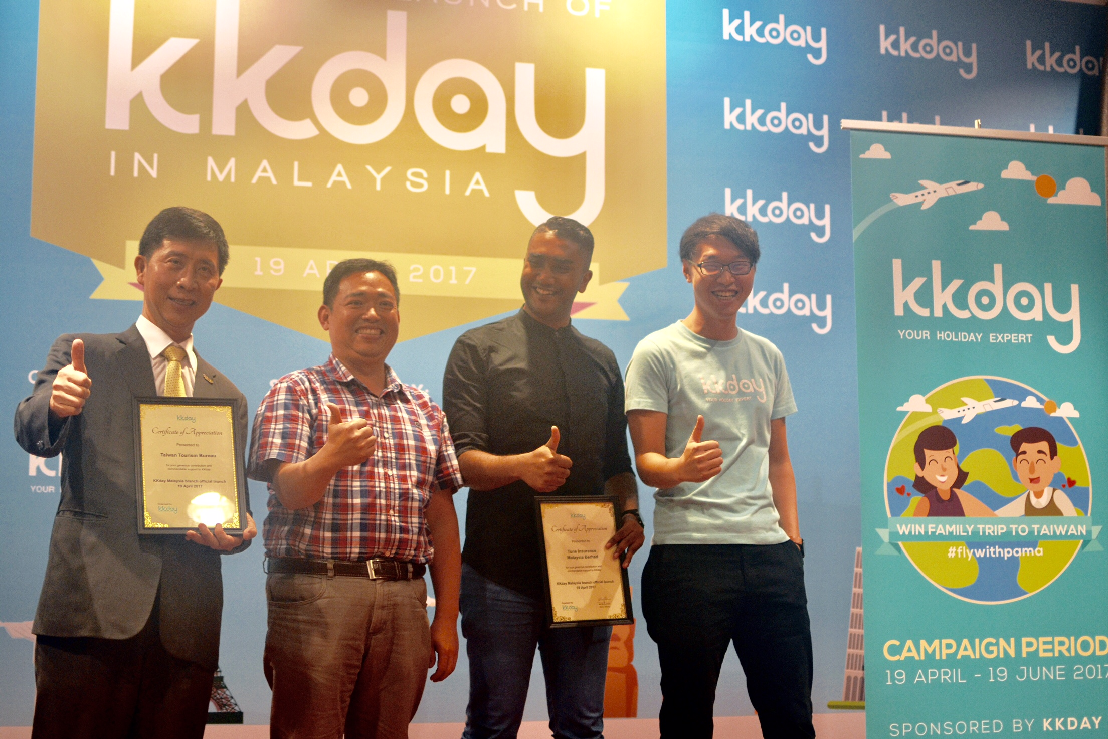 Holiday Expert KKday Launches in Malaysia news cover image