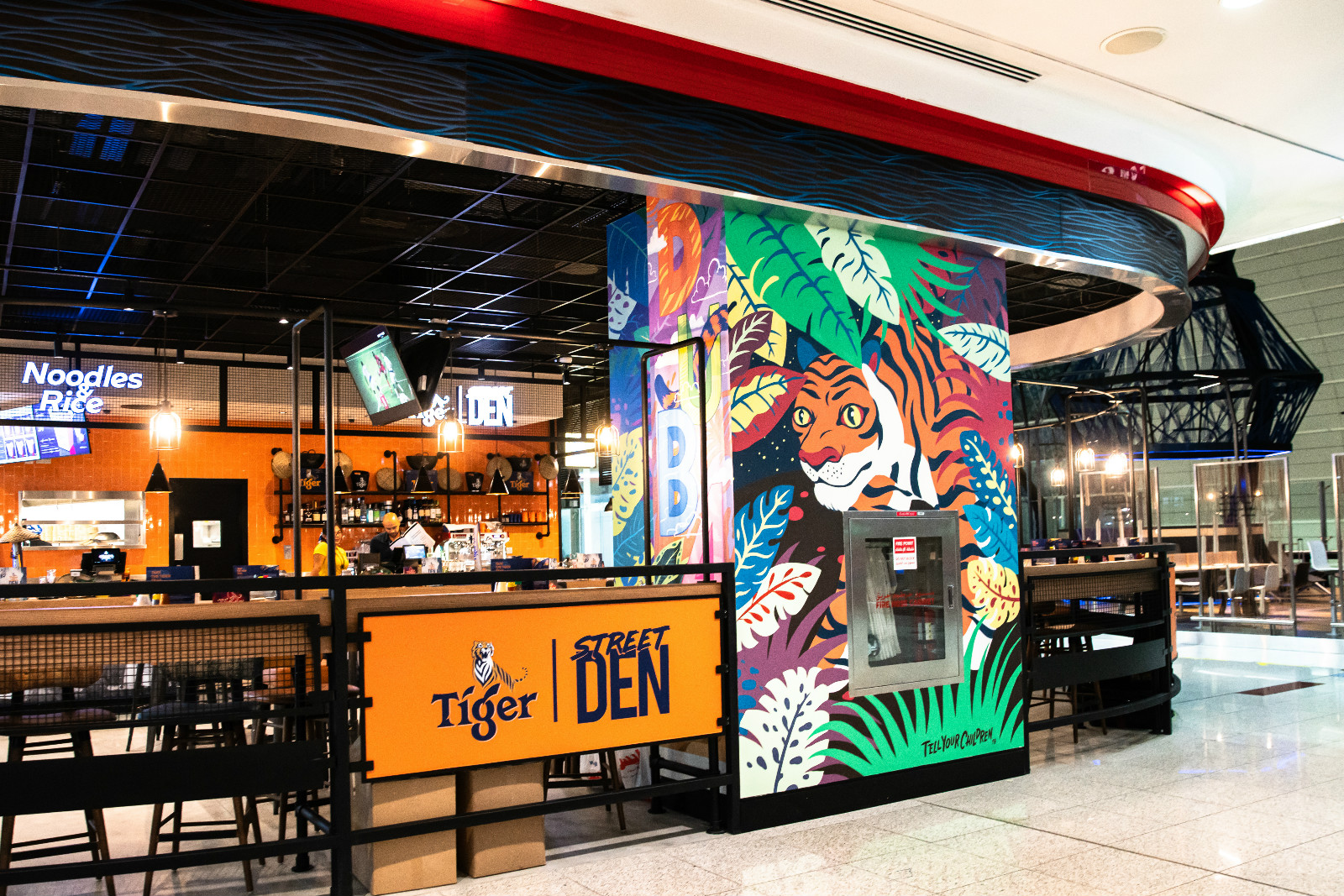 TIGER BEER OPENS SECOND EXPERIENTIAL CONCEPT STORE IN DUBAI news cover image