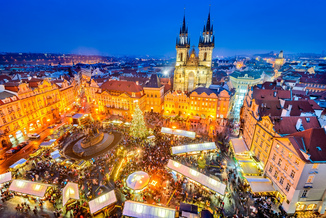 12 CHRISTMAS MARKETS AND TRADITIONS TO GET YOU IN THE YULETIDE SPIRIT  cover image